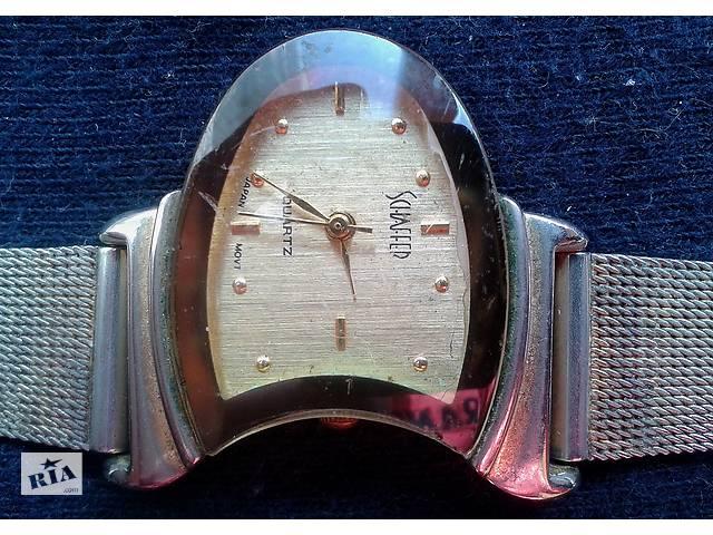 купить бу часы наручные schaffer japan 18к в Бердянске