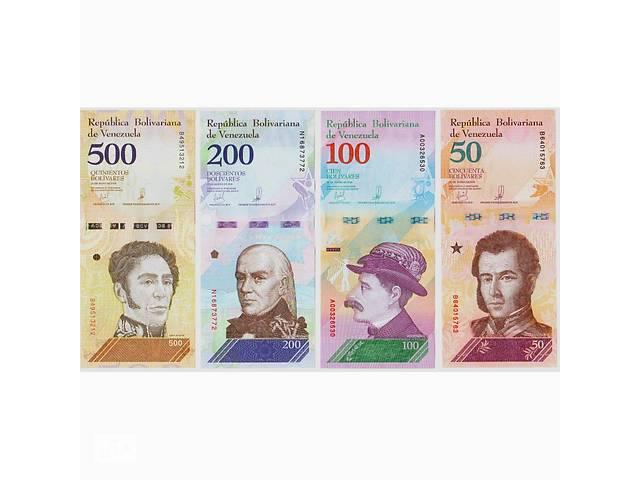 бу Набор банкнот Венесуэлы 2018 UNC, 8 шт в Харькове