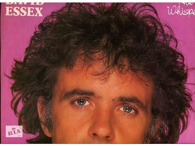 """Продам платівку David Essex """"The Whisper"""" – 1983- объявление о продаже  в Киеве"""