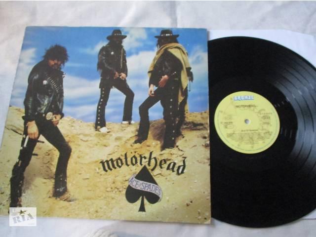 продам продам винил Motörhead-Ace Of Spades 1980 бу в Днепре (Днепропетровск)