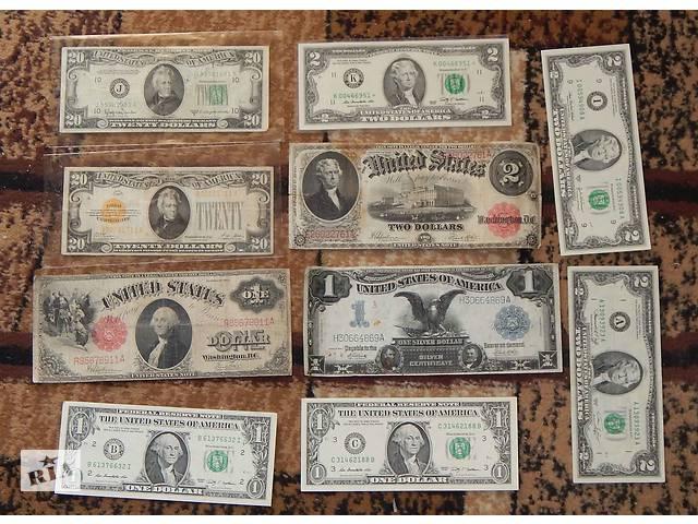 продам Старинные доллары США бу в Запорожье