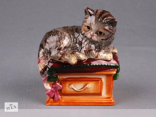 Статуэтка Кошка 13 см 59-350