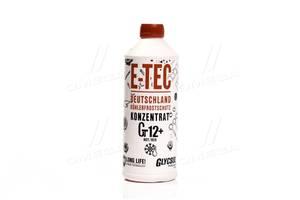 Антифриз канистра полиэтиленовая концентрат Gt12+ Glycsol E-TEC 1,5 кг. красный