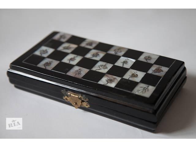 продам Антикварные шахматы из Вьетнама бу в Киеве