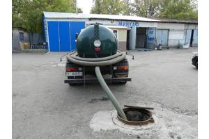 Услуги ассенизатора Киев.Илосос.Выкачка ям