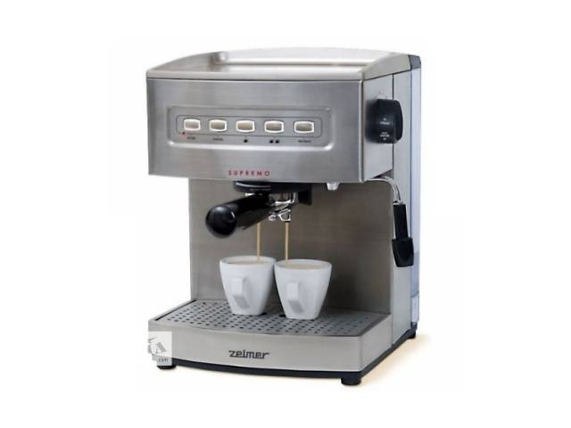 Аренда новой кофе-машины Zelmer в Киеве- объявление о продаже  в Киеве