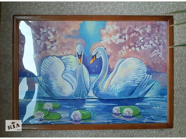 купить бу Картина в рамке 45х63 в Запорожье