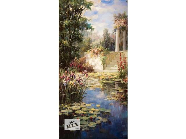 продам Продам картини. Пишу під замовлення пейзажі Грімшоу та інших художників. бу в Харкові