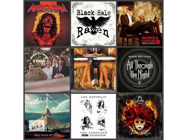 Продаю CD в стиле classic rock | hard rock. Новые- объявление о продаже