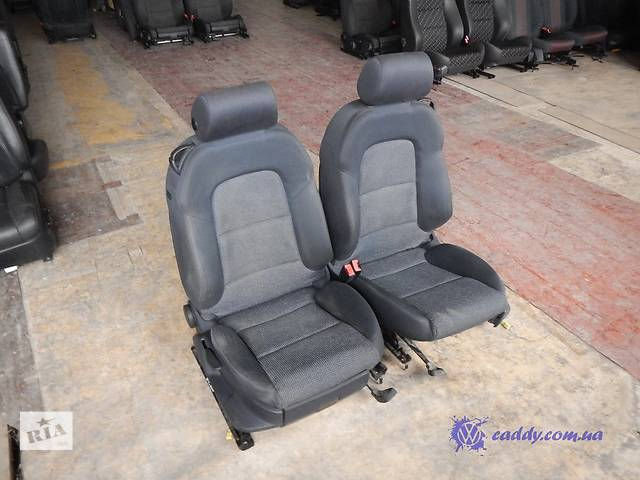 Audi A3 - передние откидные сиденья- объявление о продаже  в Киеве
