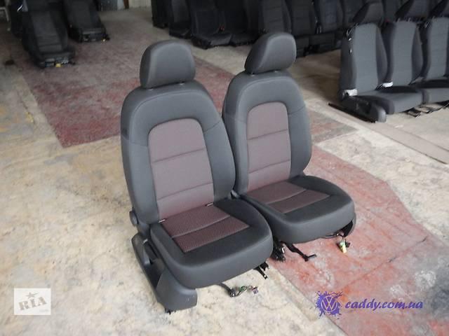 продам Audi Q3 - передние сиденья бу в Киеве
