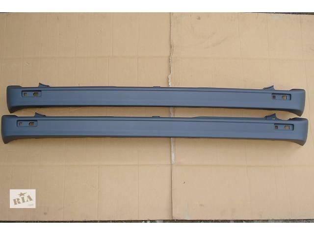 бу AUTO-SHROT Бампер задний (Бампера) 2001-2012р.в Опель Виваро Віваро Бампер задній 1.9dci 2.0dci 2.5dci на Opel Vivaro в Бориславе