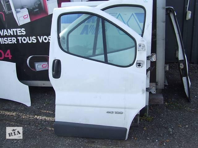 бу AUTO-SHROT Дверь передняя 2001-2012 р.в Передні двері 1.9dci 2.0dci 2.5dci на Рено Трафик Renault Trafic в Бориславе