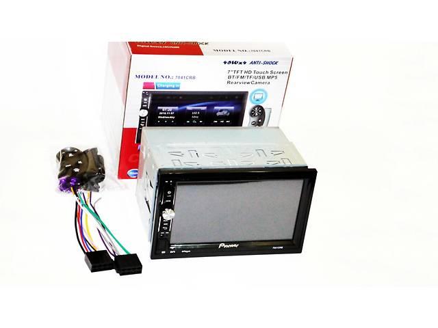 бу 2din Магнитола Pioneer 7041 USB, BT, SD пульт на руль в Днепре (Днепропетровск)
