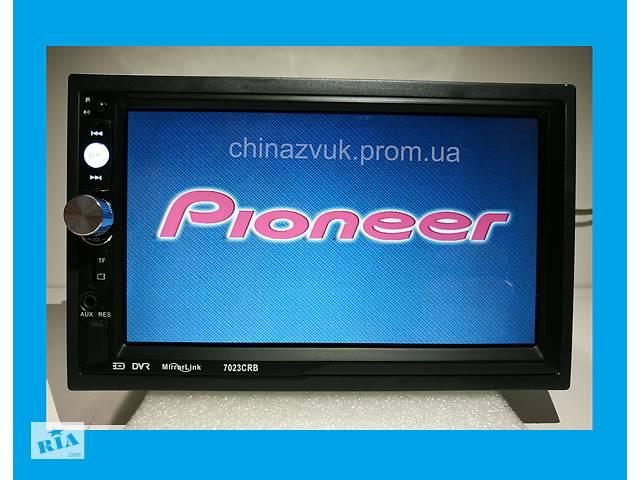 продам Автомагнитола 2Din Pioneer 7022/7023CRB бу в Киеве