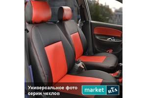 Нові сидіння Hyundai Elantra