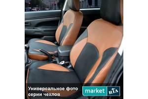 Нові сидіння Toyota C-HR