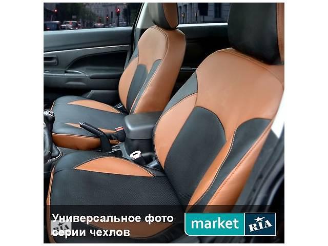 Чехлы на сиденья ZAZ Славута из Экокожи 1999-2011 (Союз-Авто)- объявление о продаже  в Вінниці