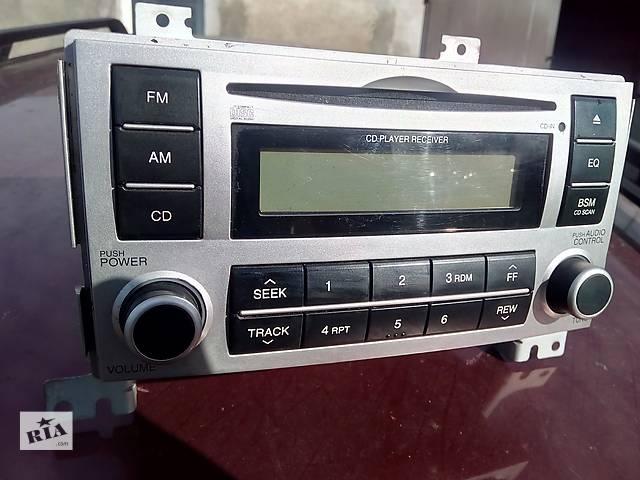 продам автомагнитола для Hyundai Santa FE, 2009, 96100-2B040CA бу в Львове