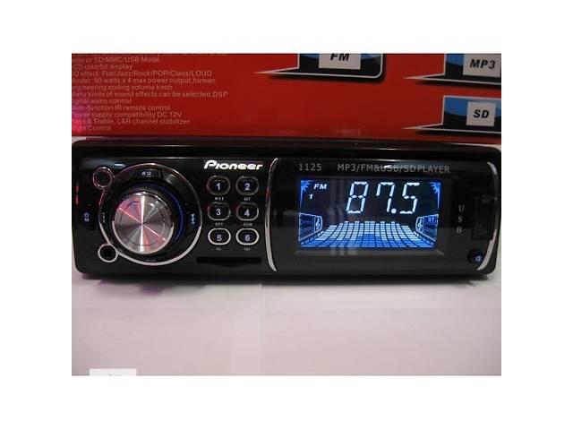продам Автомагнитола Pioneer 1125 USB, SD, FM, AUX бу в Запорожье