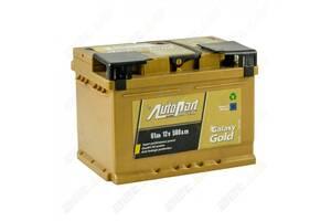 Автомобильный аккумулятор AutoPart Gold 61Ah R+ 580A (низкобазовый)
