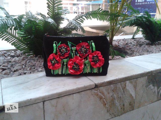 продам Авторская коллекционная сумочка ручной работы бу в Киеве