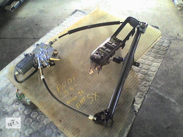 купить бу Б/у№11337 стеклоподъемник для универсала Audi B 4 в Чорткове