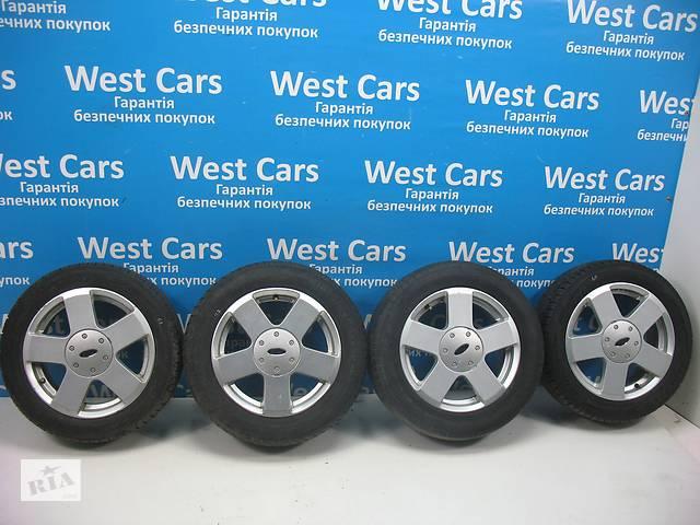 продам Б/У 2002 - 2008 Fiesta Комплект дисков R15 с шиной. Вперед за покупками! бу в Луцке