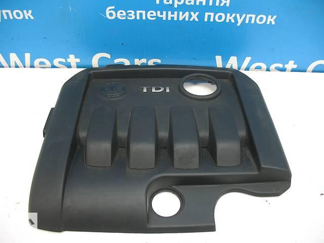продам Б/У 2004 - 2010 Golf V Кришка мотора декоративна 1.9 TDi. Вперед за покупками! бу в Луцьку