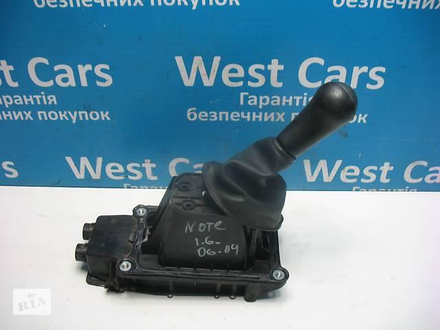 продам Б/У 2006 - 2009 Note Куліса перемикання МКПП на 1.6 бензин. Вперед за покупками! бу в Луцьку