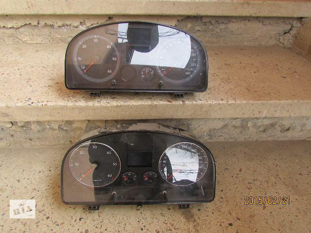 бу Б\у панель приборов/спидометр/тахограф/топограф для Volkswagen 2007г в Хусте