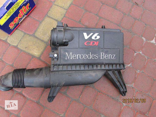 купить бу Б/у A6395282806 корпус воздушного фильтра для легкового авто Mercedes Viano 3.0CDi V6 2012г в Хусте