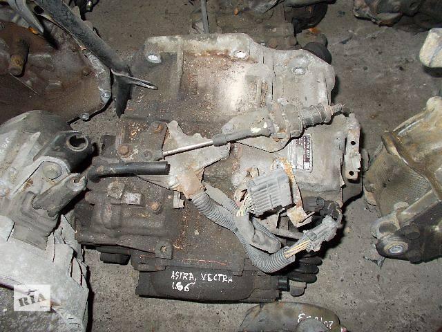 продам Б/у Коробка передач АКПП Opel Astra 1.6 бензин 60-40LE AF13 бу в Стрые