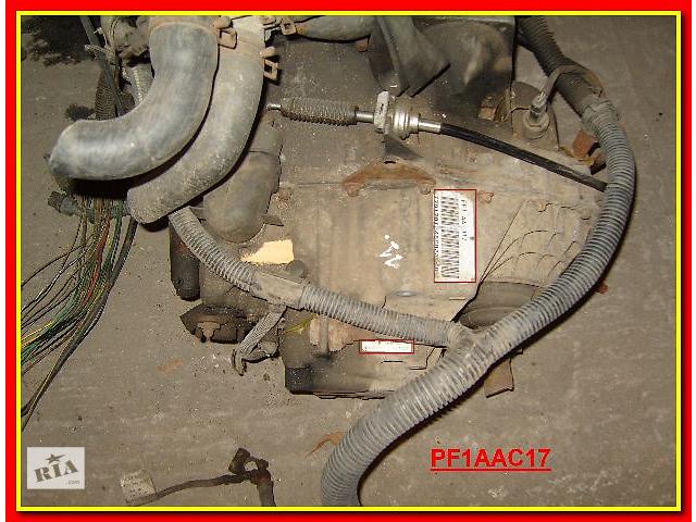 продам Б/у Коробка передач КПП Renault Master 2.5 2.8 D TDI 1998-2003 №PF1AA017 бу в Стрые