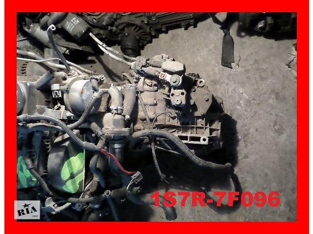 купить бу Б/у Коробка передач КПП Легковой Ford Mondeo 2.0 TDCI 5-ти ступка №1S7R-7F096 (2000-2007)  в Стрые