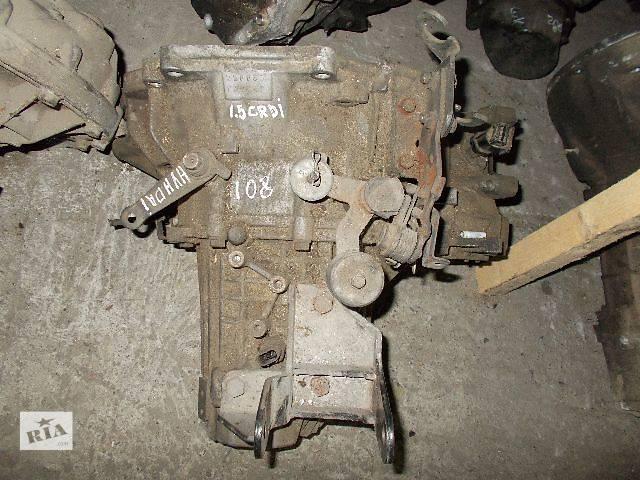 купить бу Б/у Коробка передач КПП Hyundai Matrix 1.5 CRDI 2002-2005 № J22073 в Стрые