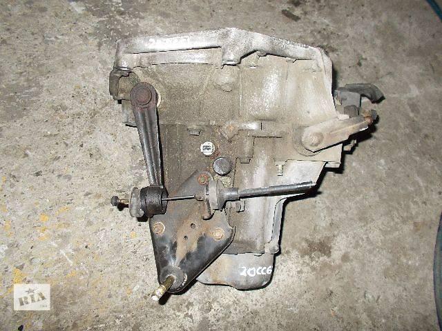 купить бу Б/у Коробка передач КПП Peugeot 106 1.4 бензин № 20CC61 1996-2003 в Стрые