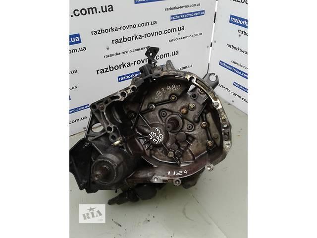 купить бу б/у АКПП и КПП МКПП JB3980 Renault Kangoo Kubistar JB3 980 1.5DCI 1997-2007г в Ровно