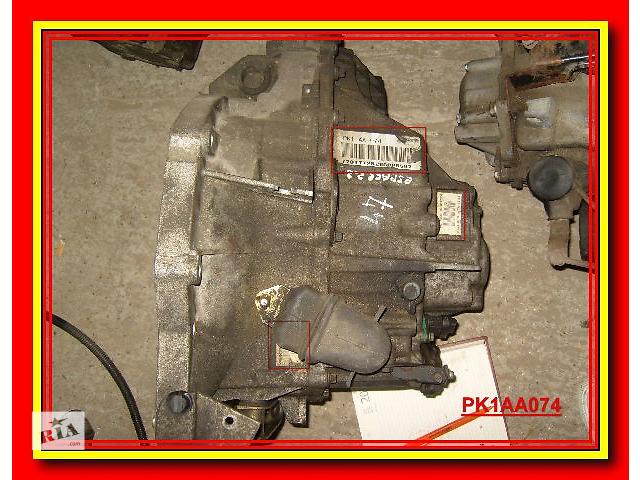 купить бу Б/у Коробка передач КПП Renault Espace 2.2 D TD DT № PK1AA074 PK1AA064 PK1AA037 в Стрые
