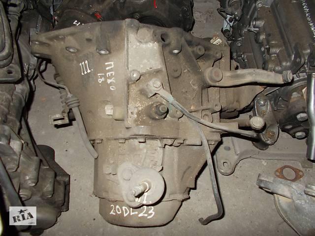 продам Б/у Коробка передач КПП Peugeot 206 1.9 d № 20DL23, 20DL73, 20TD93, 20TE49 бу в Стрые