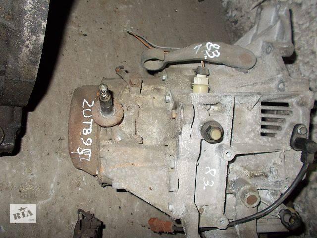 бу Б/у Коробка передач КПП Peugeot 306 1.8 бензин № 20TB95 в Стрые