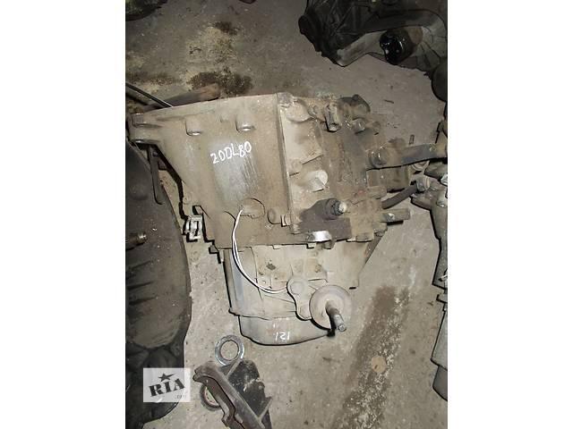 продам Б/у Коробка передач КПП Peugeot 307 2.0 hdi № 20DL80 бу в Стрые
