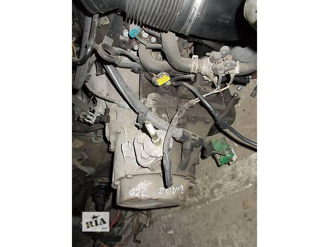 бу Б/у Коробка передач КПП Peugeot 307 2.0 hdi № 20M19 в Стрые