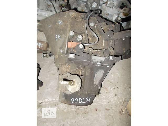 Б/у Коробка передач КПП Peugeot 406 2.0 hdi № 20DL73- объявление о продаже  в Стрые