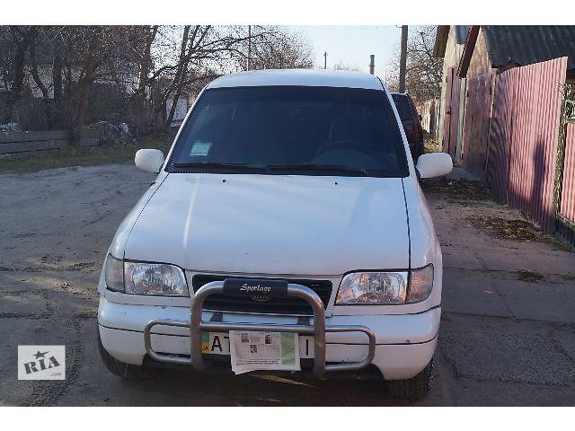 продам Б/у амортизатор задний/передний для легкового авто Kia Sportage 1999 бу в Черкассах