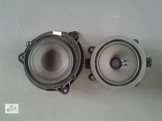 бу Б/у Автомагнитола, акустика, динамики Renault Kangoo Кенго 1,5 DCI 2008-2012 в Рожище