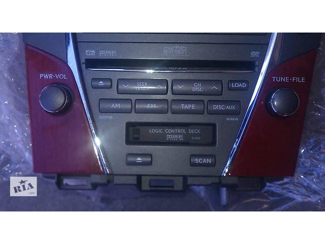 бу Б/у автомагнитола для седана Lexus ES350 2007 в Николаеве