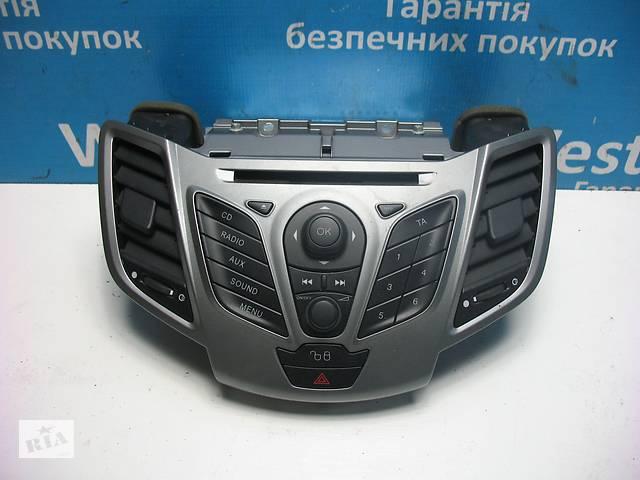 продам Б/У 2008 - 2012 Fiesta Автомагнітола. Вперед за покупками! бу в Луцьку