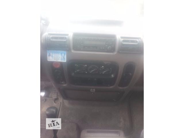 купить бу Б/у Автомагнитола Renault Master 1998-2010 1.9d 2.2d 2.5d 2.8d 3.0d идеал!!! гарантия!!! в Львове