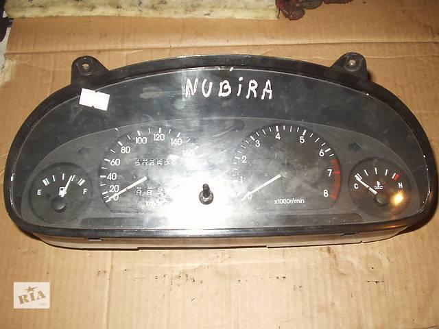 купить бу Б/у Щиток приборов Daewoo Nubira 1 , кат № HE9A210259 , хорошее состояние , гарантия , доставка . в Тернополе